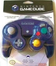 Nintendo Gamecube Controller Indigo Great Condition Fast Shipping - $39.93