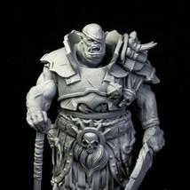 Orc - Warrior - Berserker - Ancient - 3D - Printed HQ - Resin Miniature - Unpain - $14.99