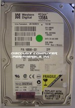13.5GB 3.5IN IDE Drive WD WD135BA Tested Good Free USA Shipping Our Drives Work