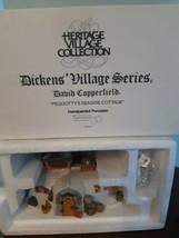 Dept 56 Peggotty's Seaside Cottage David Copperfield 5550-6 Dickens Heri... - $19.75