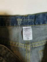 NWT Route 66 Regular Bootcut Boys Youth Jeans Size 16R Medium Wash Pants image 3