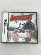Burnout Legends (Nintendo DS, 2005) FREE SHIPPING - $9.74