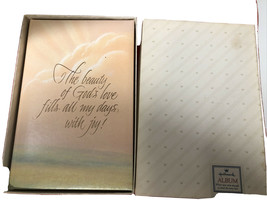1986 Vintage And New In Box Hallmark Personal Journal - $10.30