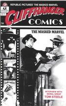 Cliffhanger Comics Comic Book #1A, AC 1990 VERY FINE/NEAR MINT - $3.75