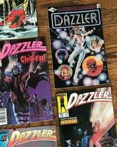 Lot 14 Marvel Comics Books DAZZLER 80s 90s Issues 1980s-1990s Bronze Copper Age - $193.49