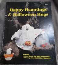 Happy Hauntings & Halloween Hugs Craft Pattern Book Amy Boettcher 09344 - $5.45