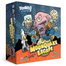 Boardgame: Breaking Games - Moonquake Escape - $57.99