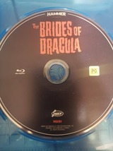 The Brides of Dracula Blu-ray disc only - Region B import - $9.95