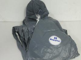 Kappler/Lakeland 05428 Tychem QC Polycoated Lightweight Chemical Splash ... - $7.88