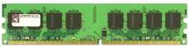 Kingston Value Ram 2GB 800MHz DDR2 Ecc CL5 Dimm Desktop Memory - $19.79