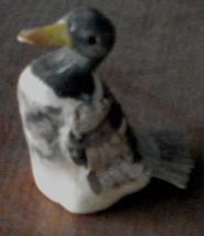 Cute Decorative Duck Figure, MADE FOR USE IN WOODLAND DECOR PROJECTS, CUTE - $6.92