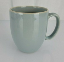"Vera Wang Wedgwood Vera Color Teal 4"" Tall Coffee Cup With Handle NEW - $16.82"