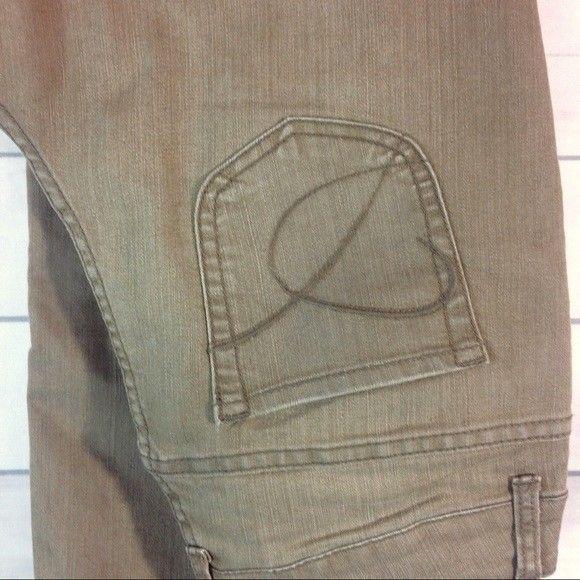 Chico's Platinum Ladies Women's Denim Straight Leg Jean
