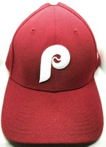 Philadelphia Phillies New Era Cooperstown Collection 39THIRTY Fitted Hat... - $12.86