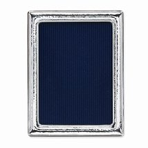 925 Sterling Silver Hammered 7.5x9.5 Photo Frame - $209.71