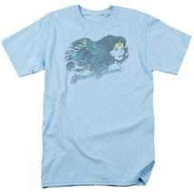Wonder Woman retro style T Shirt vintage DC Comics Super Friends JLA305 image 1