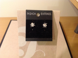 Fashion earrings Spider Creepy Crawler, 6 different colors of your choice