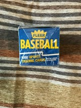 1990 Fleer Update set Factory Sealed - $5.00
