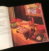 Vintage 1970 Betty Crocker's Dinner Parties Cookbook- hardcover image 5