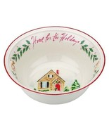 "Lenox, Holiday Inspirations, Home for the Holidays 8"" Bowl  ($40) NIB - $24.50"