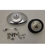 1999-2003 Harley Davidson Dyna FL Softail AIR CLEANER BACKPLATE CARB LOW... - $119.95