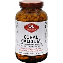 OLYMPIAN LABS, Coral Calcium 1g per Serving - 270 caps - $54.68