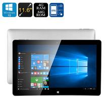 Jumper EZpad 6 Tablet PC - Licensed Windows 10, 4GB RAM, Intel Cherry Tr... - $260.99