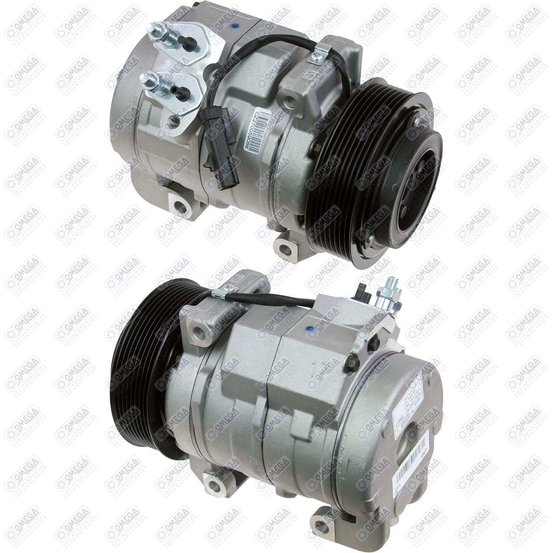 2010-16 Dodge Ram 2500-3500 6.7 Diesel Aftermkt AC Air Conditioning Compressor