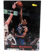 1994 Classic #17 Kansas Jay Hawks Steve Woodberry - $1.53