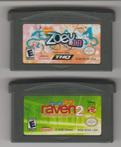 Zoey 101 & That's So Raven 2: Supernatural Style (Nintendo GBA, 2005) - $4.75