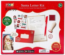 North Pole Santa Letter Kit - $19.99
