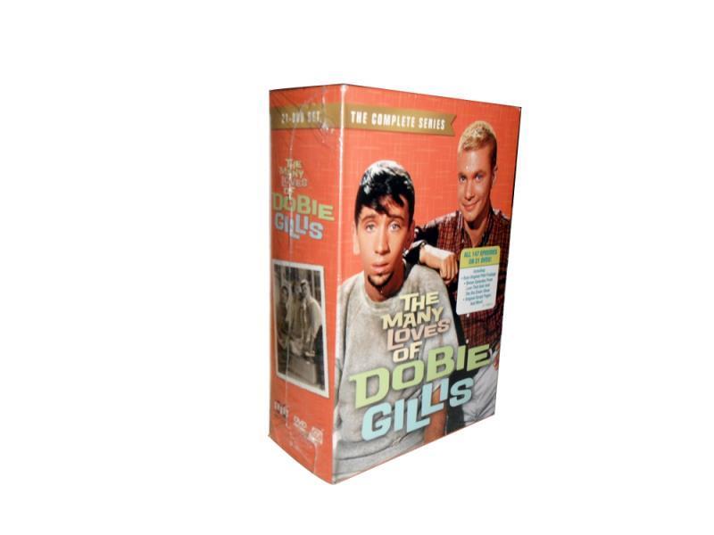 The Many Loves of Dobie Gillis The Complete Series DVD Box Set 21 Disc Free Shpg