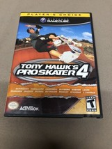 Tony Hawk's Pro Skater 4 Complete (Nintendo GameCube, 2002) Works Great - $9.89