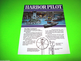 HARBOR PILOT By POLAR BEAR 1981 ORIGINAL REMOTE CONTROL BOAT SHIP SALES ... - $29.65