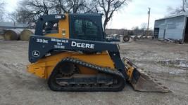 2015 DEERE 333E For Sale In Holton, Kansas 66436 image 1