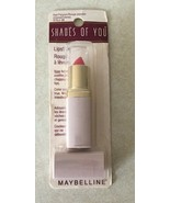 Maybelline Shades of You Lipstick -375LE-08 -RED PASSION Crème full size - $6.58