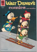 Walt Disney's Comics and Stories Comic Book #257, Dell Comics 1962 FINE- - $13.54