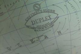 Columbus Verlag Paul Oestergaard Duplex Light Up World Globe Lamp Earth image 5