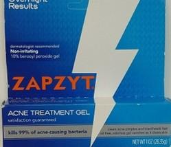 2 X ZAPZYT Acne Treatment Gel 1oz NO BOX - $10.99