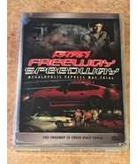 Freeway Speedway 1 (DVD, Megalopolis Expressway Trial, 1988) NEW /SEALED - $19.98