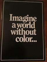 vintage Hallmark Rainbow Brite Doll Brochure Vintage Advertisement by dobie - $35.99