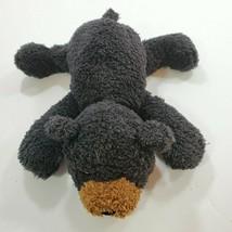 "Gund Black Bear Trooper 12001Brown Plush Stuffed Animal Soft 9"" - $38.69"