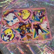 Vintage Lisa Frank Stationery Box Extras May Vary (better Stuff  image 4