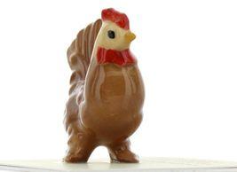 Hagen Renaker Miniature Chicken Little Red Hen Ceramic Figurine image 6