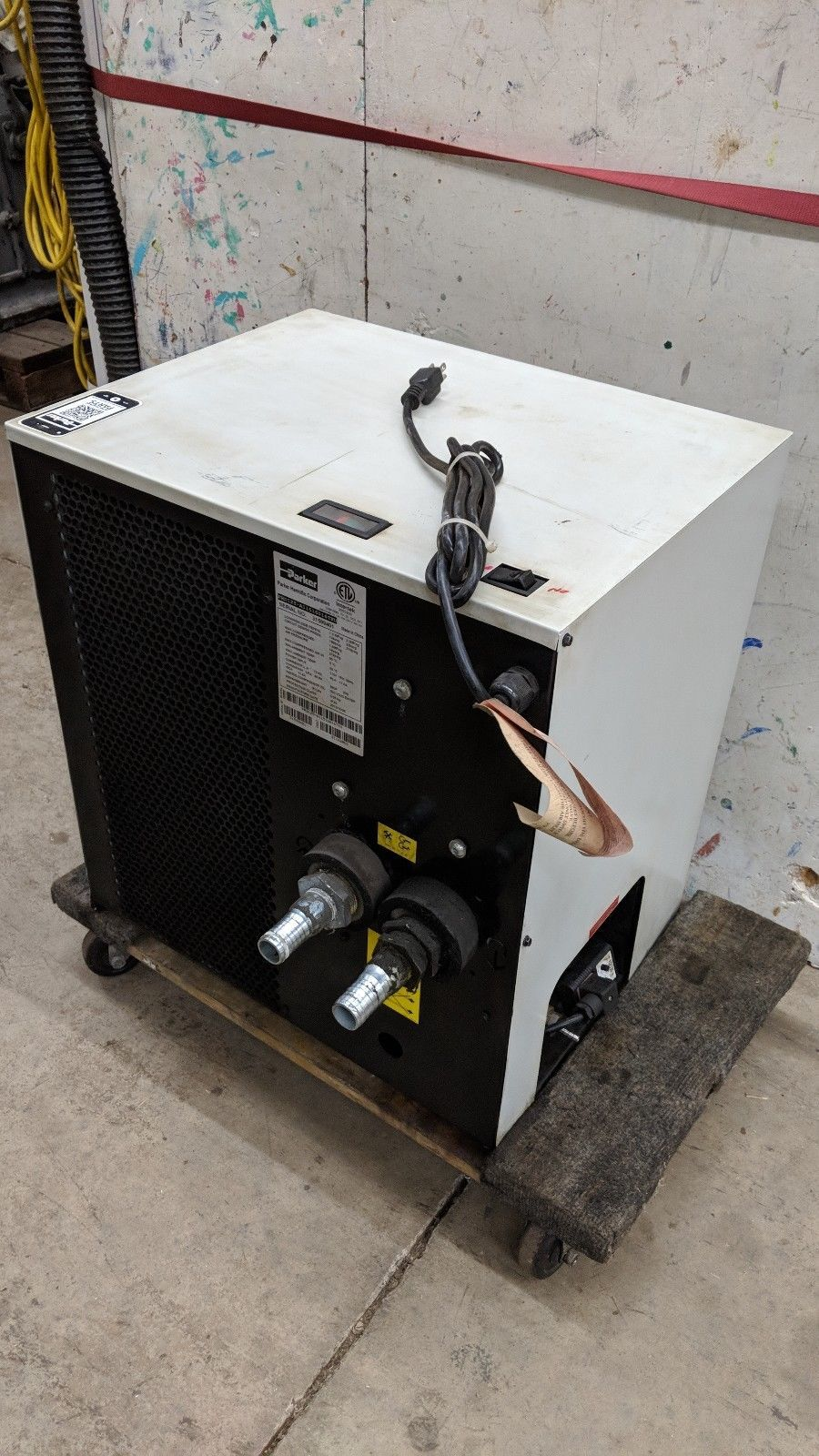 Parker PRD125 Refrigerated Air Dryer 115 Volts 1 Phase > up to 125cfm compres
