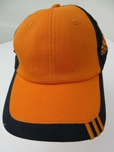 Adidas ClimaCool Orange Fitted L/XL Adult Baseball Ball Cap Hat New Nwt - $14.84