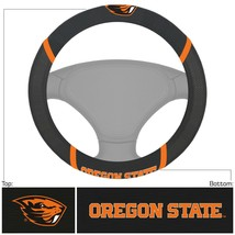 Fanmats NCAA Oregon State Beavers Embroidered Steering Wheel Cover Del. 2-4 Days - $17.81