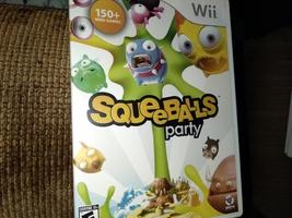 Nintendo Wii Squeeballs Party image 1