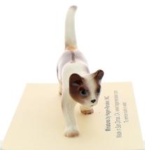 Hagen-Renaker Miniature Ceramic Cat Figurine Calico Prowling