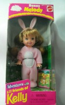 Bunny Melody Doll Adventures with Li'l Friends of Kelly Mattel#18912/Asst#16058 - $16.82